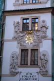 Building Detail Prague 11