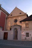 Church Entrance Prague