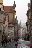 On the Streets in Prague 46