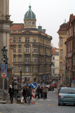 On the Streets in Prague 47
