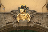 Building Detail - Madonna and Child