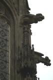 Building Detail - Windows and Gargoyles 02