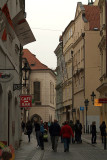 On the Streets in Prague 49