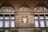 Building Detail - Mosaic Scene