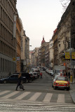 On the Streets in Prague 50
