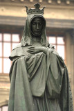 Statue of Wenceslas Wenceslas Square Prague 09
