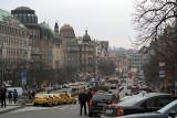 Wenceslas Square Prague 12