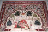 Wall Painting Raj Mahal