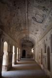 Corridor at Lakshmi Temple