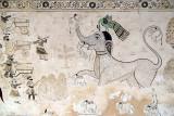 Wall Painting Lakshmi Temple 02