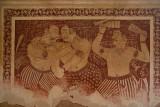 Wall Painting Lakshmi Temple 09