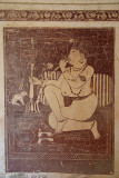 Wall Painting Lakshmi Temple 10