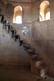 Staircase Inside Lakshmi Temple