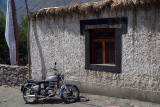 12 Enfield Bullet and Building Spiti