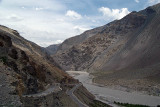 22 Scenery from Mountain Pass Leaving Spiti Valley 05