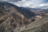 25 Scenery from Mountain Pass Leaving Spiti Valley 03