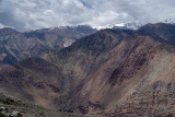 26 Scenery from Mountain Pass Leaving Spiti Valley 02