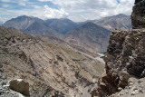30 Scenery from Mountain Pass Leaving Spiti Valley 11