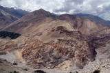 32 Scenery from Mountain Pass Leaving Spiti Valley 10