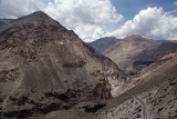34 Scenery from Mountain Pass Leaving Spiti Valley 09