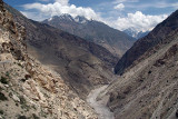 36 Scenery from Mountain Pass Leaving Spiti Valley 07