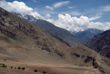 37 Scenery from Mountain Pass Leaving Spiti Valley 06