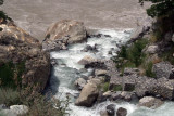 40 Tributary into Sutlej River
