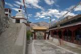 Inside Thiksey Monastery