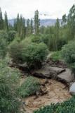 River through Changspa