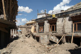 Mud Emptied from Buildings Twelve Days On