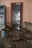Mud Filled Toilet Hospital Twelve Days On