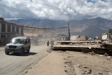 Road Out of Leh Twelve Days On