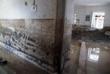 Rooms Half Empty of Mud Twelve Days On