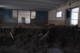 Ward Part Cleared of Mud Hospital Twelve Days On 02