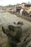 Nandi and Ghats at Pashupatinath