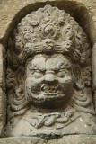 Scary Carved Face Pashupatinath