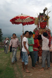 Effigy and Umbrella Pancha Dan 02