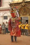 Effigy in Durbar Square Pancha Dan 03