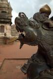 Metal Fu Durbar Square Bhaktapur