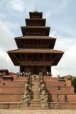 Nyatapola in Taumadhi Tol Bhaktapur