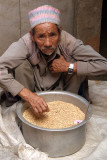 Old Man with Grain Dan Pancha
