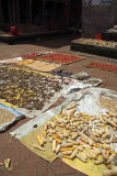 Corn Drying in the Sun Bhaktapur