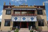 Building at Kopan Monastery 02