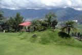 Lawn at Kopan Monastery
