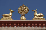 Roof Detail Kopan Monastery 03