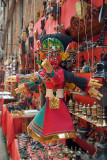 Four-Faced Puppet for Sale Bhaktapur