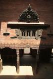 Inside of Temple Bhaktapur