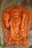 Orange Hanuman Bhaktapur