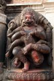 Statue of Ajima Bhaktapur