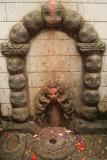 Street Shrine in Bhaktapur